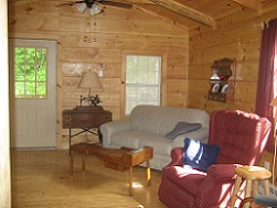 Chestnut Mountain Cabin Den
